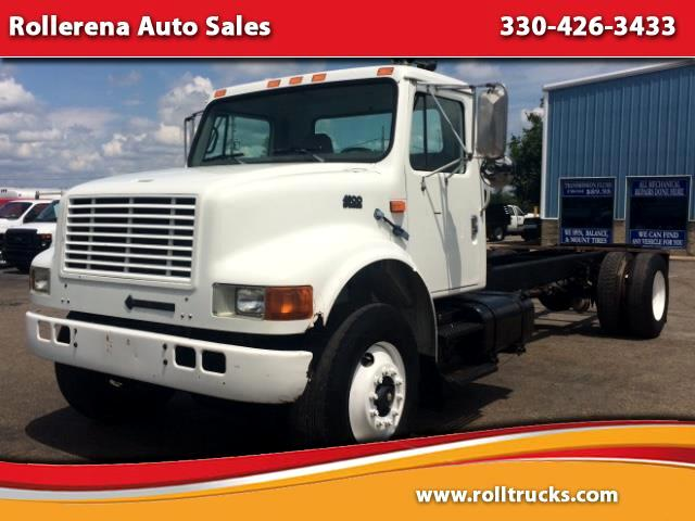 1995 International 4900 Cab Chassis