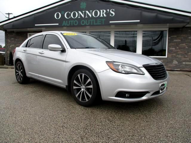 O Connor Chrysler >> Used 2012 Chrysler 200 For Sale In Bay City Mi 48706 O