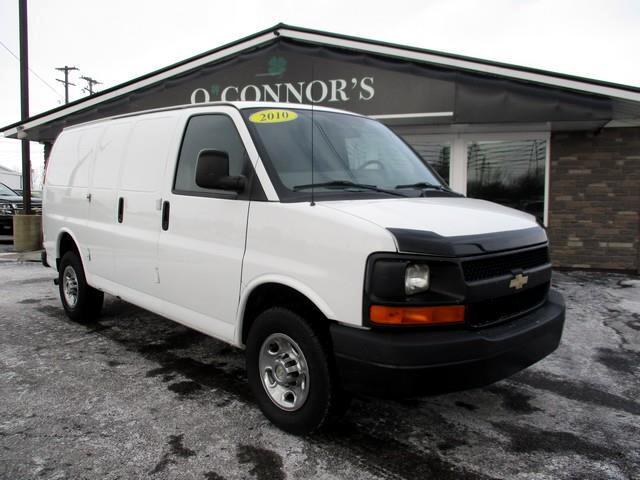 2010 Chevrolet Express BASE