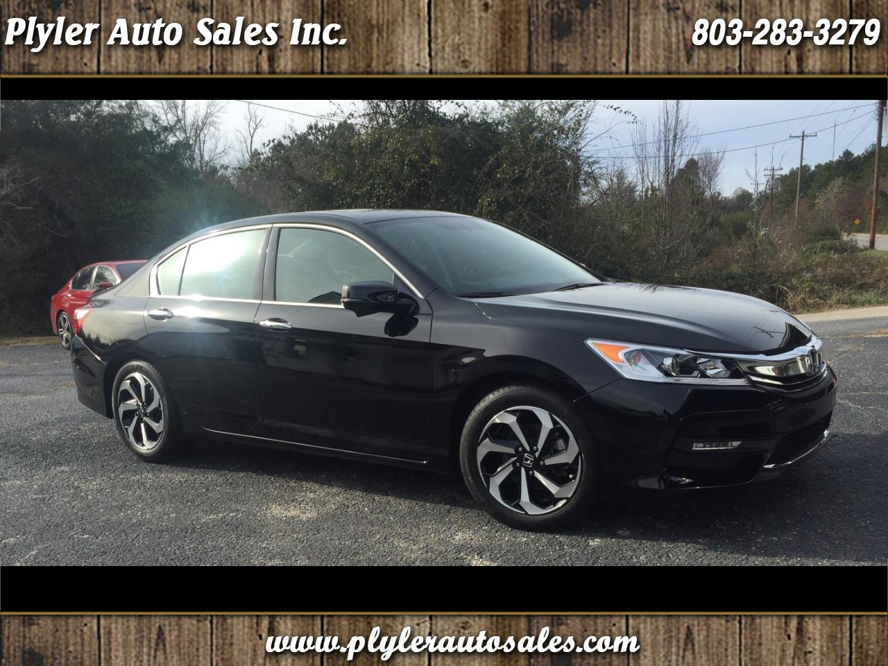 2016 Honda Accord EX-L Sedan V6 6-Spd AT