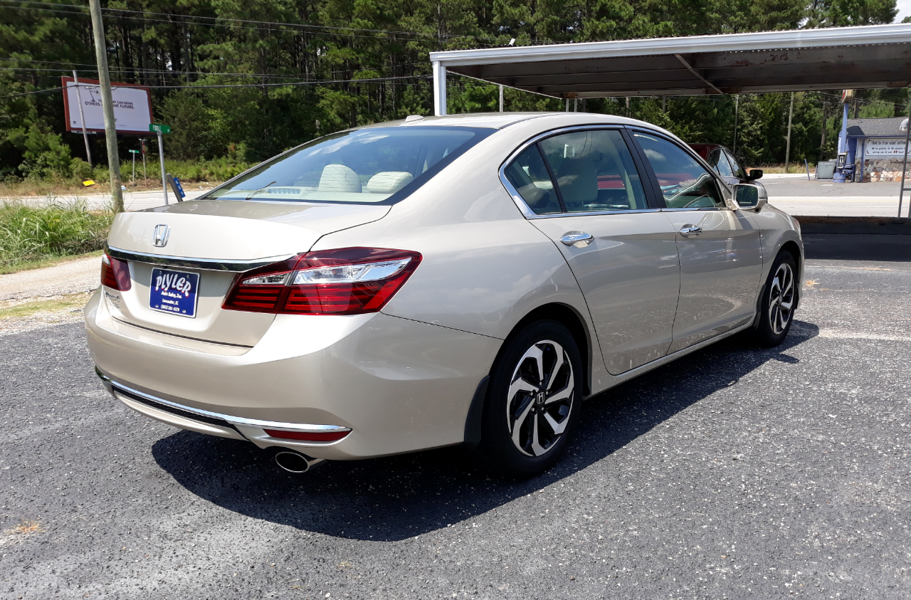 2017 Honda Accord EX Sedan CVT
