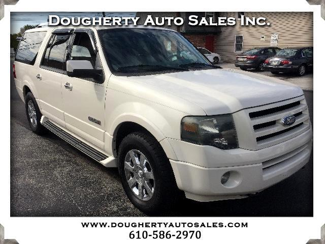 2007 Ford Expedition EL Limited 4WD