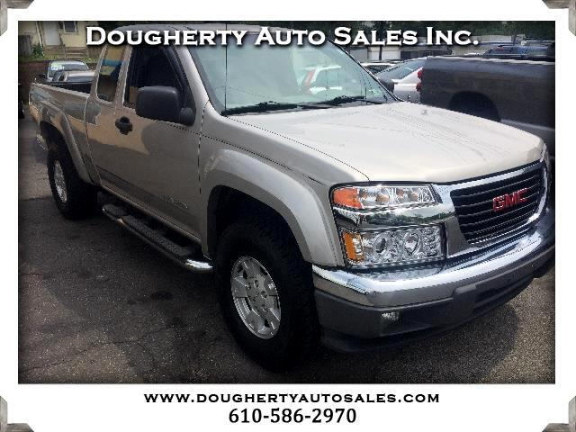 2004 GMC Canyon SL Z85 Ext. Cab 2WD