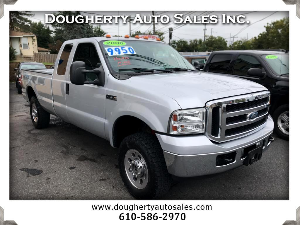 2006 Ford Super Duty F-250 Supercab 142