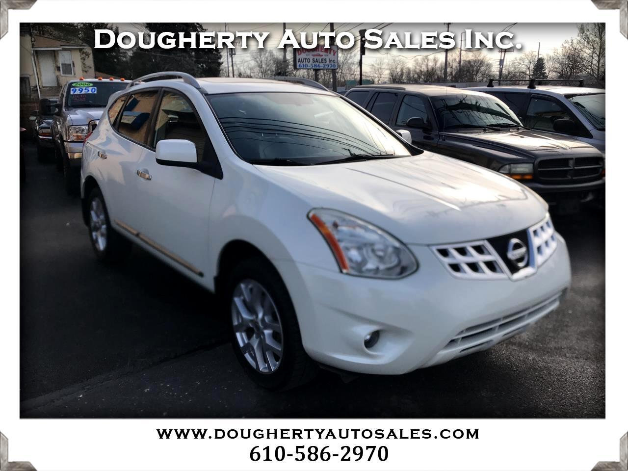2011 Nissan Rogue AWD 4DR SL