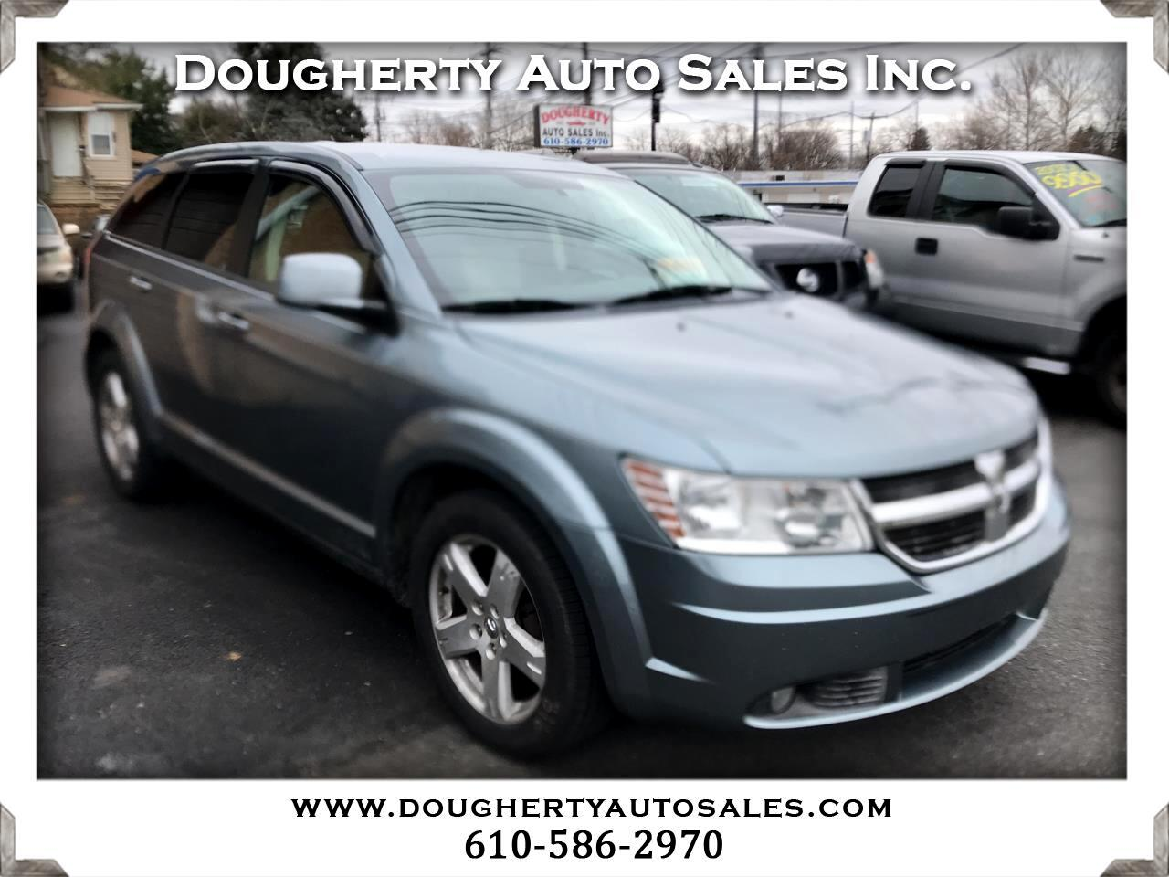 2009 Dodge Journey AWD 4dr SXT