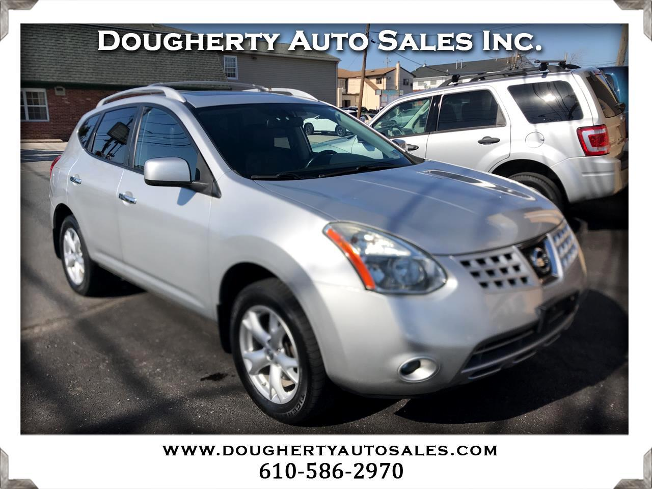 2010 Nissan Rogue AWD 4dr SL