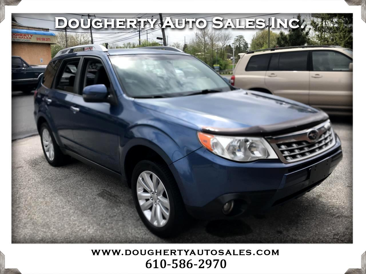2011 Subaru Forester 4dr Auto 2.5X Touring