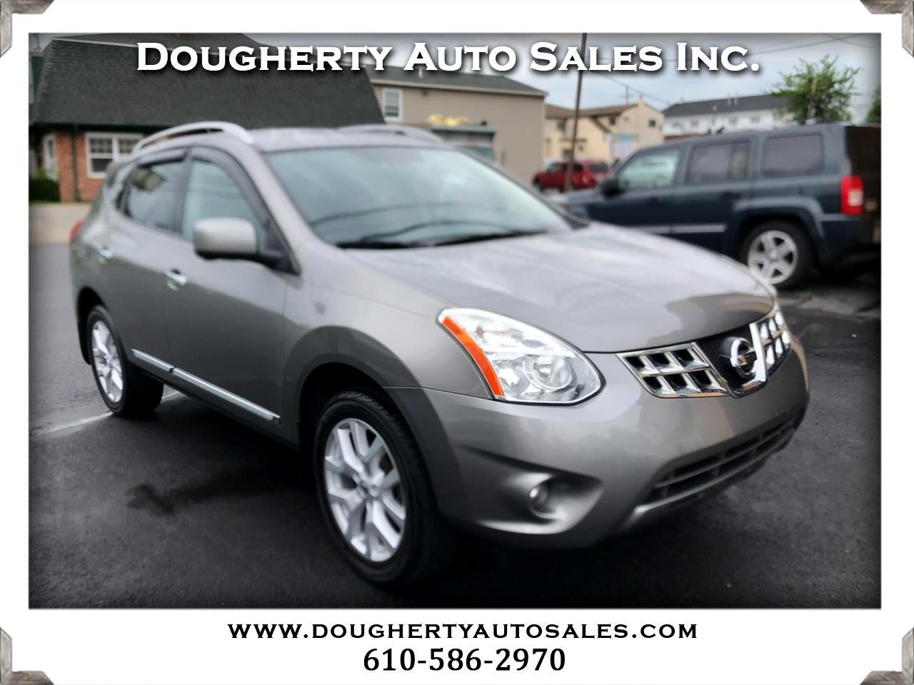 2012 Nissan Rogue AWD 4dr SL
