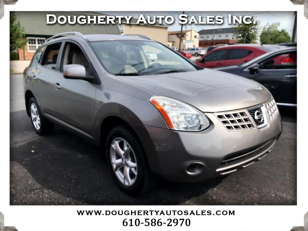 Nissan Rogue AWD 4dr SL 2009