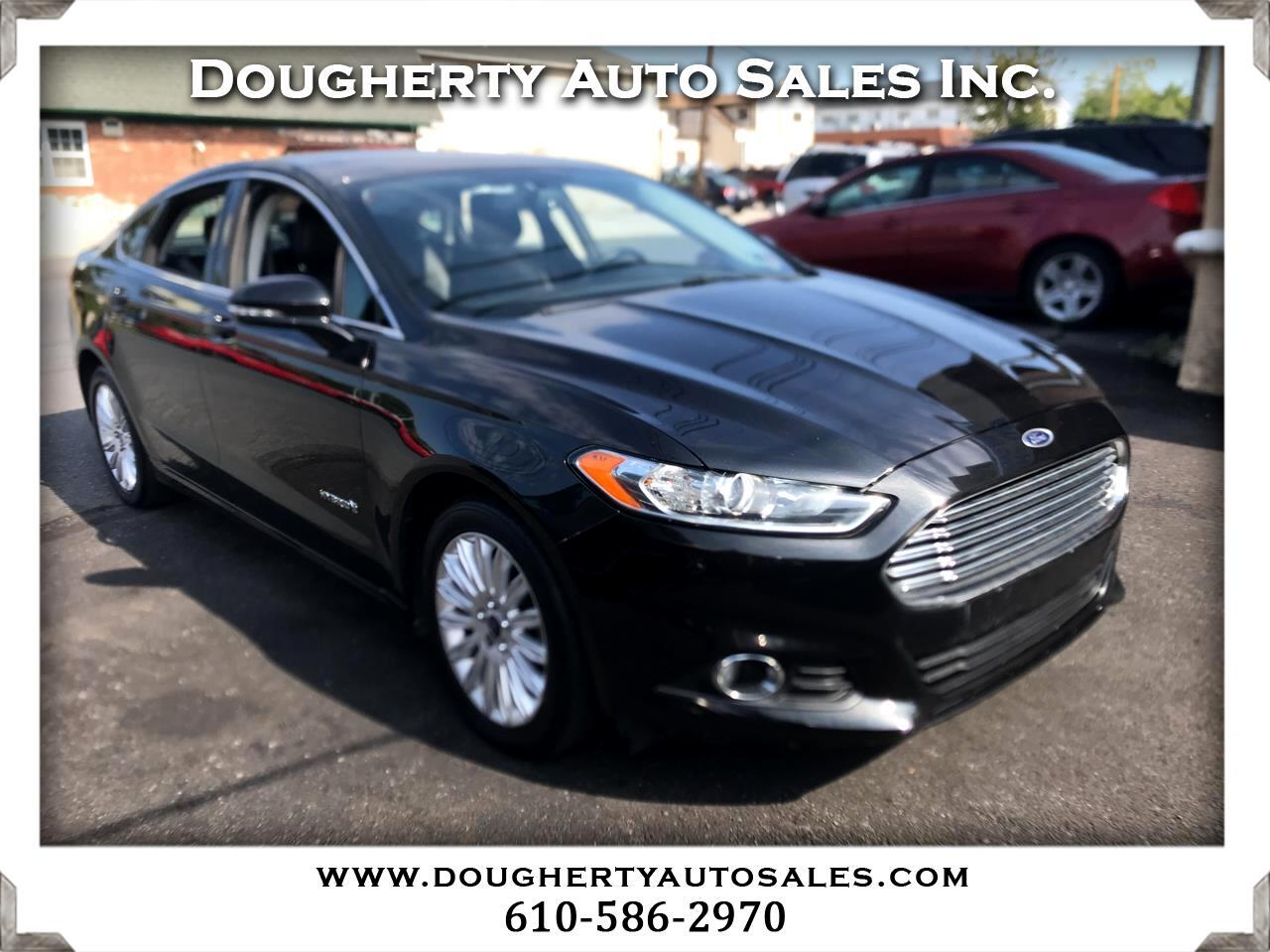2013 Ford Fusion 4dr Sdn SE Hybrid FWD