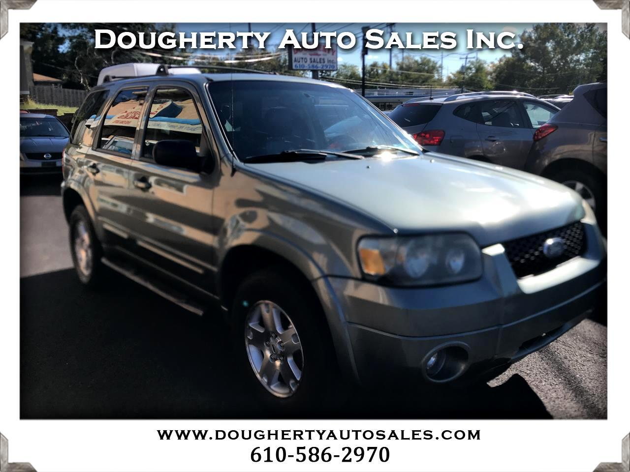 2006 Ford Escape 4dr 3.0L Limited
