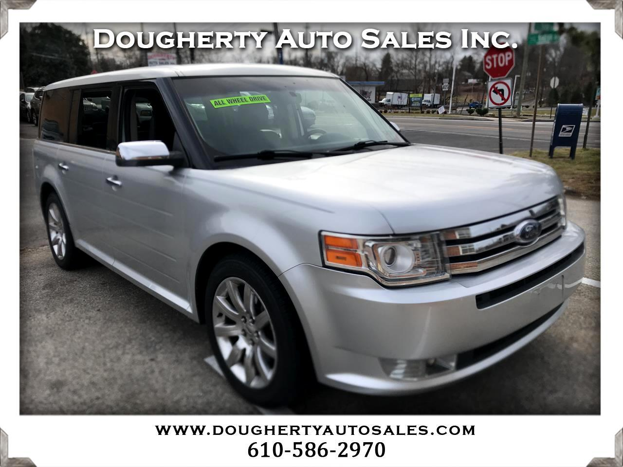 Ford Flex 4dr Limited AWD 2010