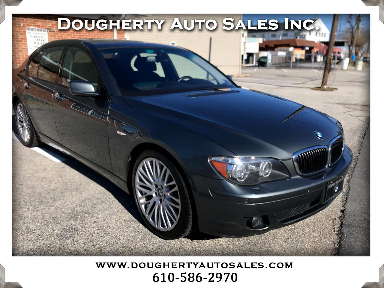 BMW 7 Series 4dr Sdn ALPINA B7 2008