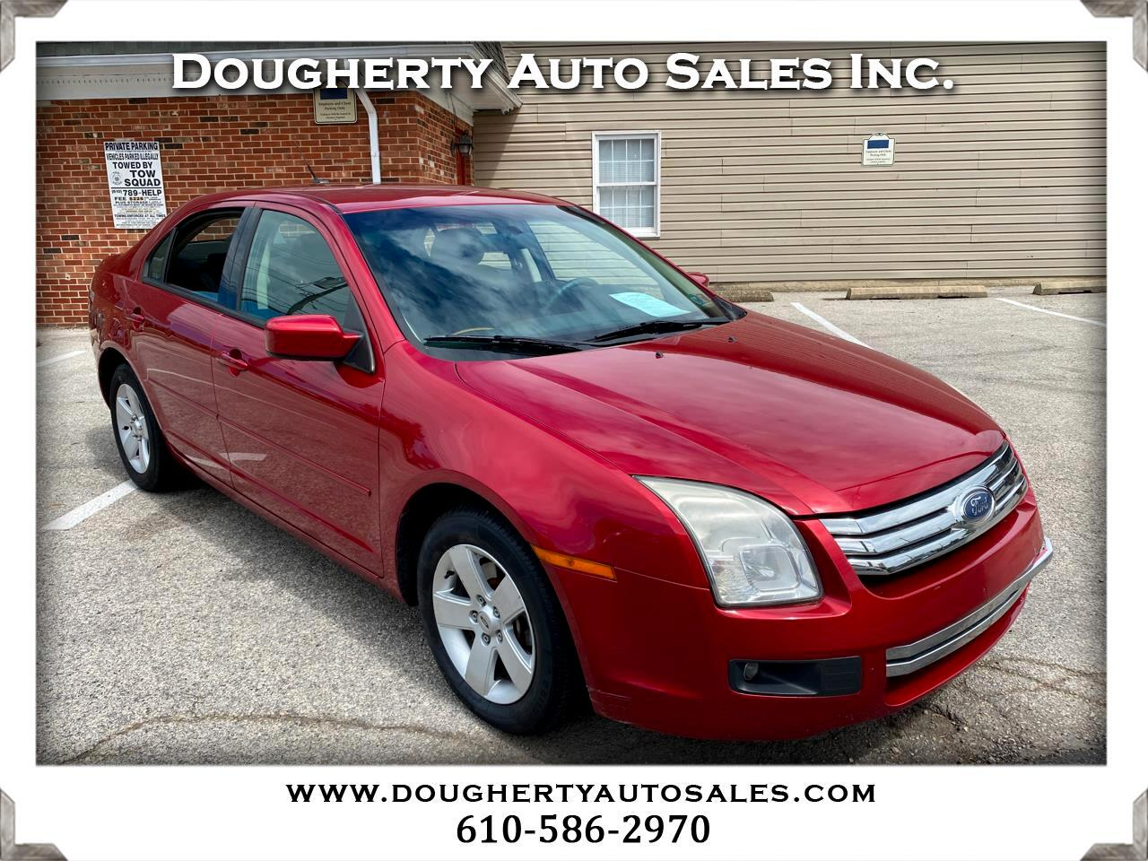Ford Fusion 4dr Sdn I4 SE FWD 2007