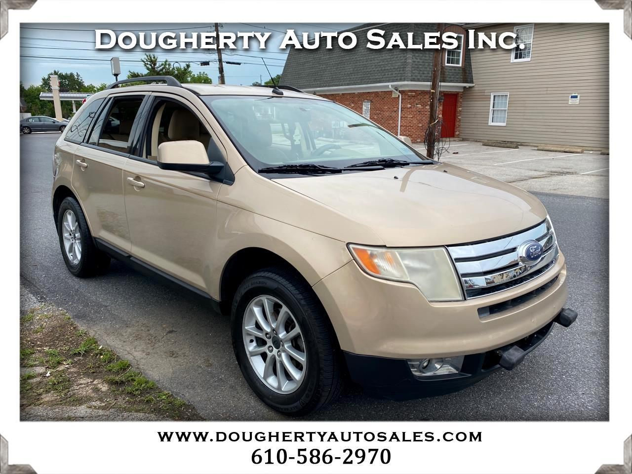 Ford Edge AWD 4dr SEL 2007