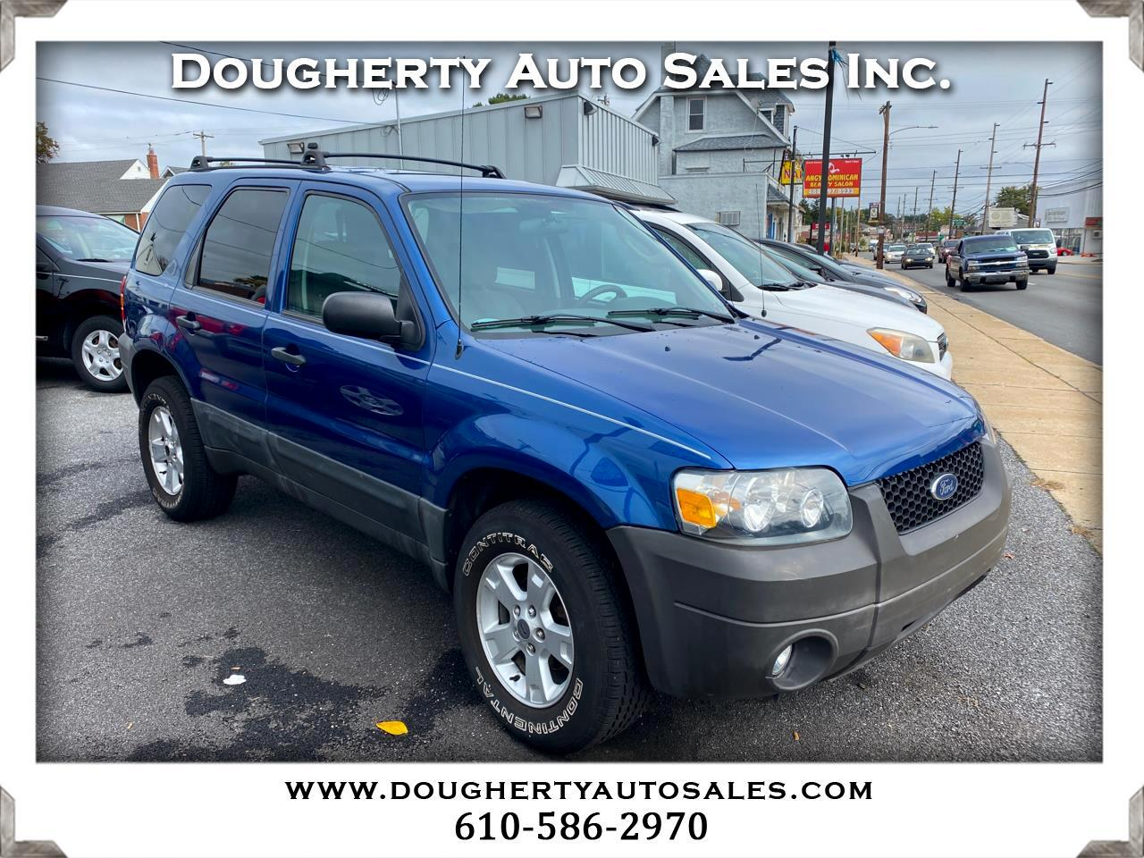 Ford Escape 2WD 4dr V6 Auto XLT 2007