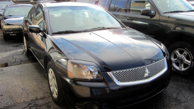 2011 Mitsubishi Galant ES