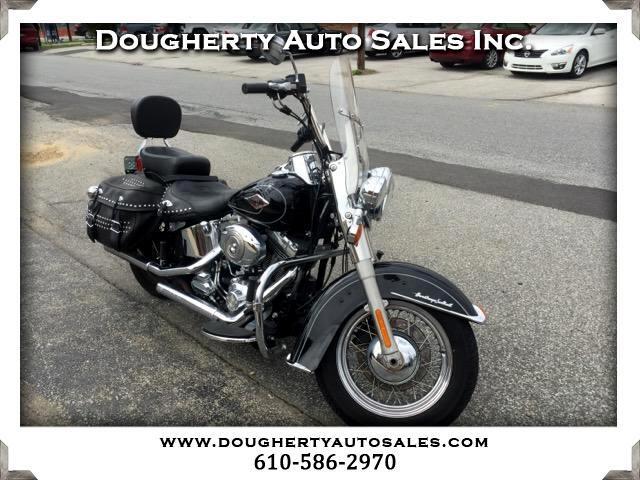 2011 Harley-Davidson Softtail Classic