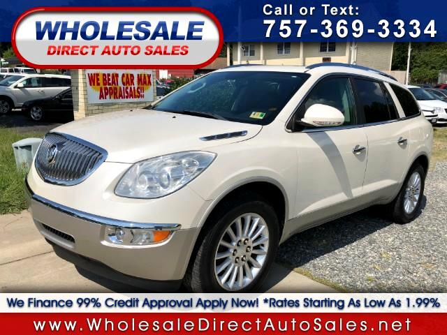 2012 Buick Enclave FWD 4dr Leather