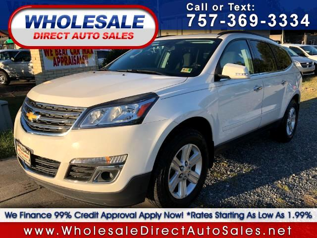 2013 Chevrolet Traverse FWD LT