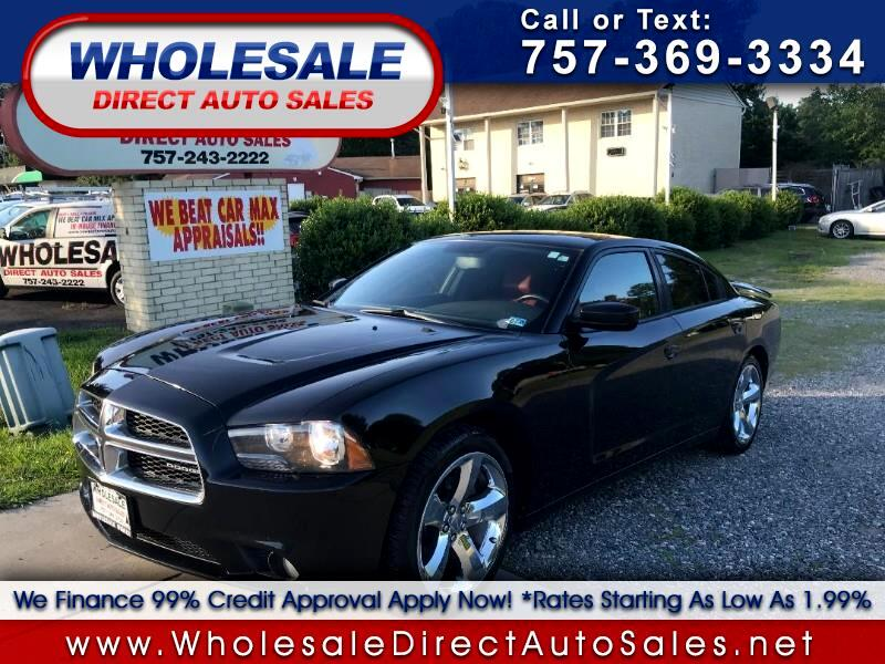 2012 Dodge Charger 4dr Sdn RWD