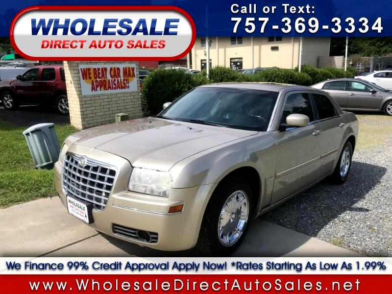 2007 Chrysler 300 4DR SDN