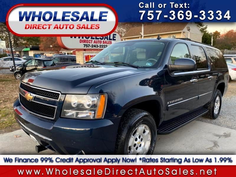 Chevrolet Suburban 4WD 4dr 1500 LT 2007
