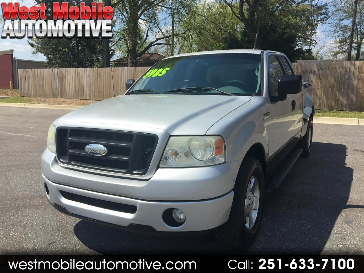 "2006 Ford F-150 2WD SuperCab 133"" STX"