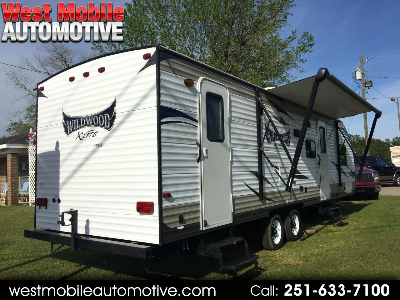 2015 Forest River Wildwood X-Lite