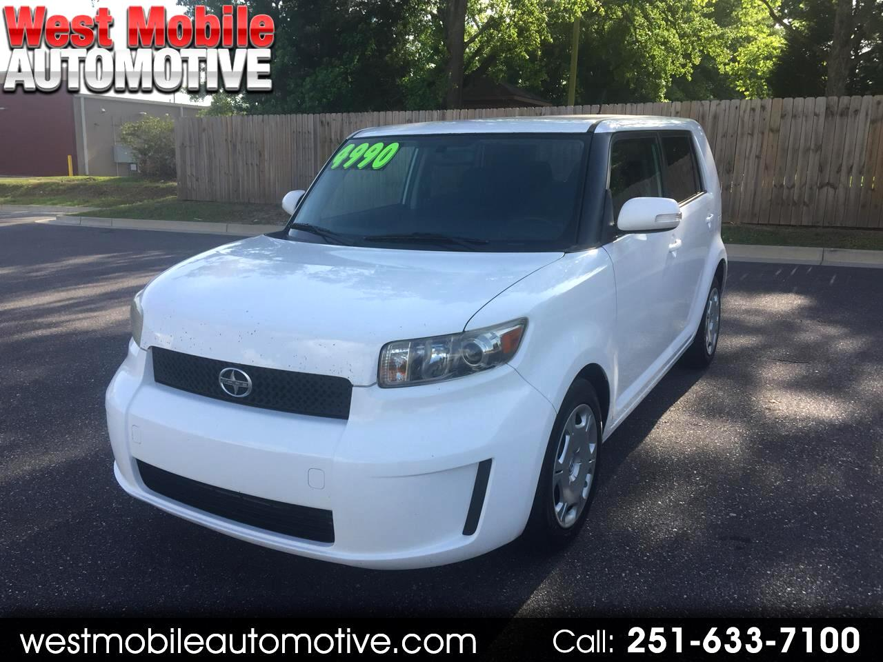 2009 Scion xB 5-Door Wagon 4-Spd AT