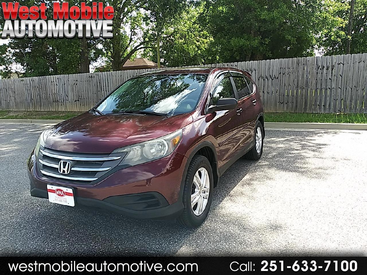 Honda CR-V 2WD 5dr EX 2012