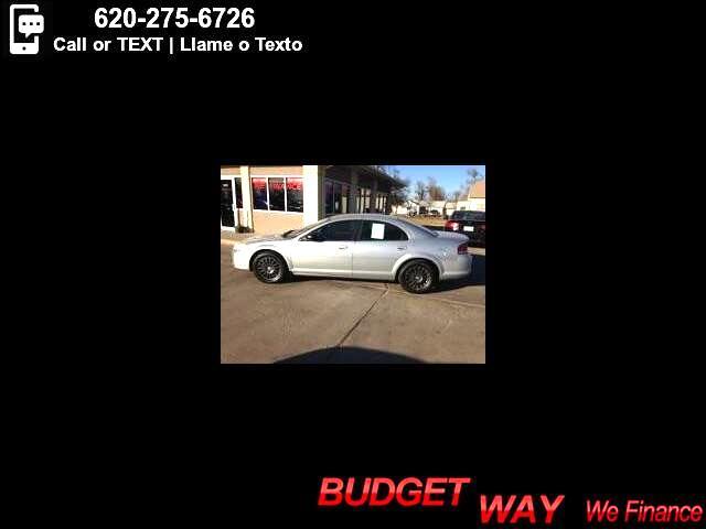 2006 Chrysler Sebring Sedan
