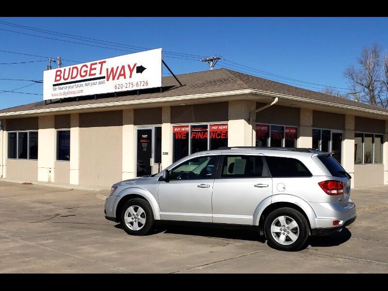 2012 Dodge Journey SXT AWD