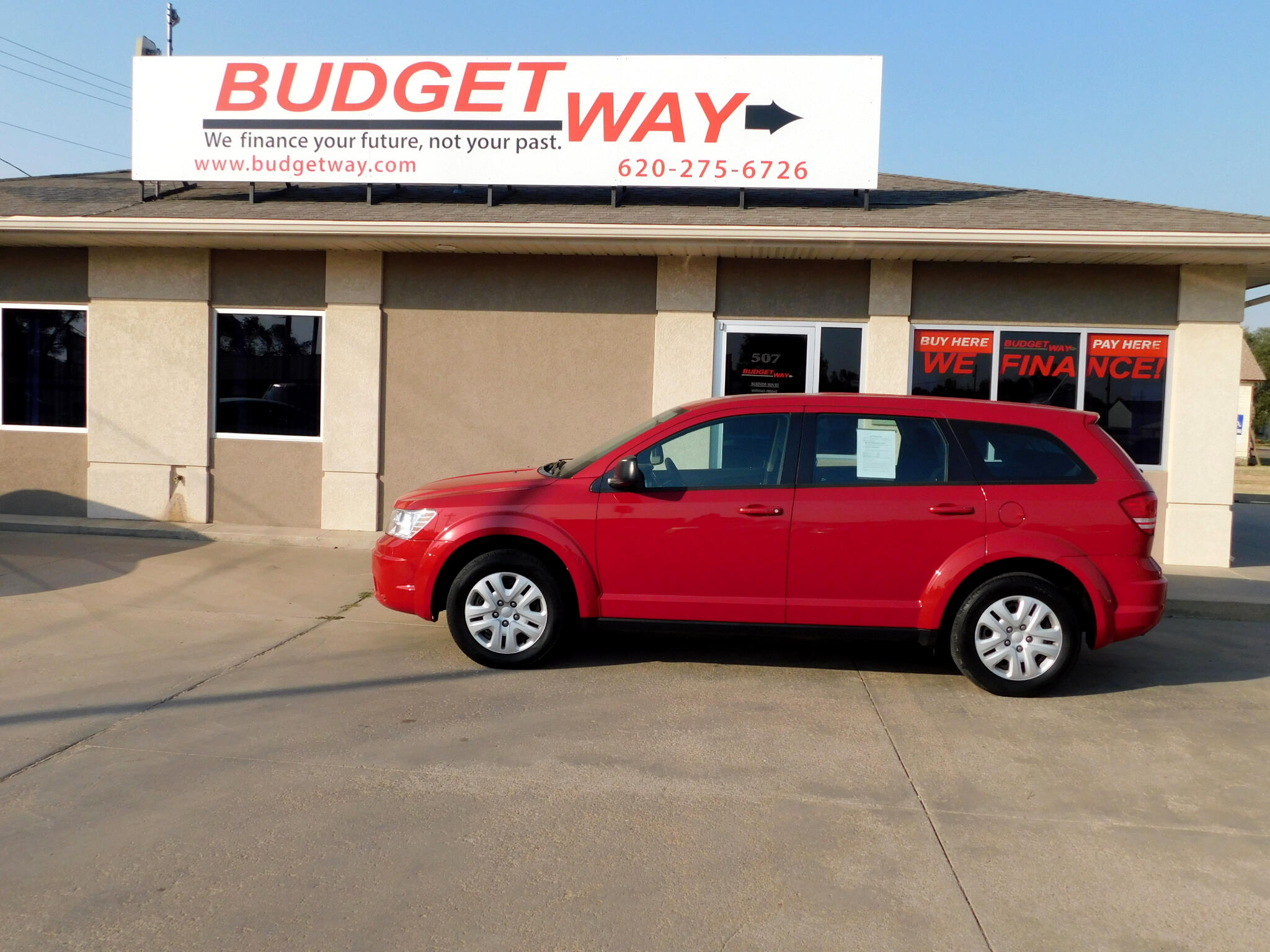 Dodge Journey FWD 4dr American Value Pkg 2015