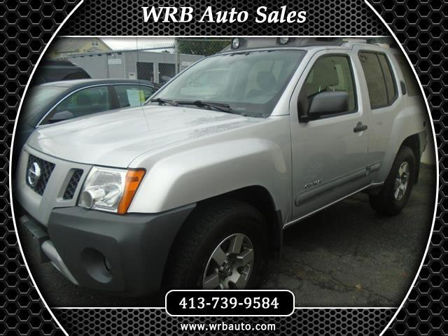 Used 2010 Nissan Xterra For Sale In West Springfield, MA 01089 WRB Auto  Sales