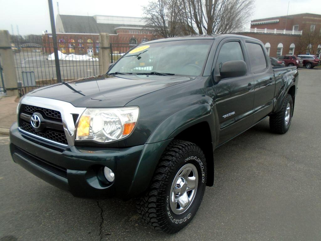 Toyota Tacoma Double Cab Long Bed V6 Auto 4WD 2011