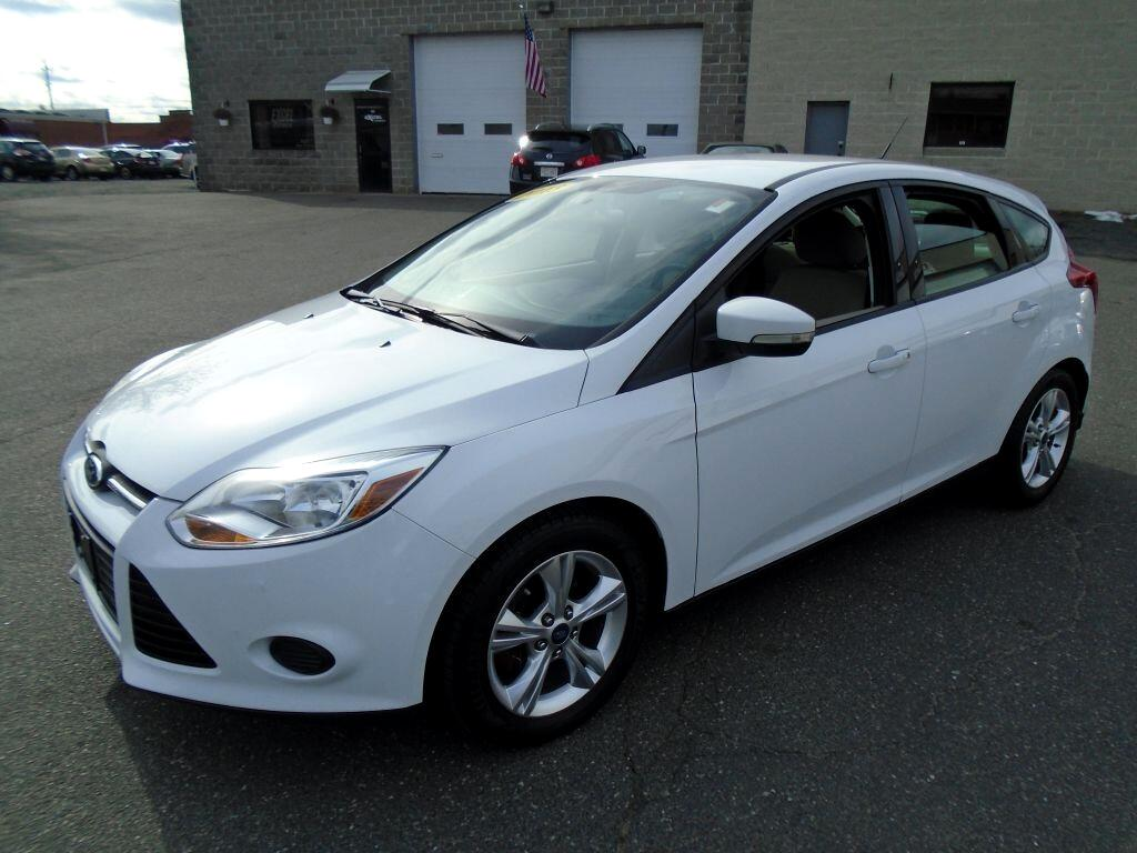 Ford Focus SE Hatch 2013