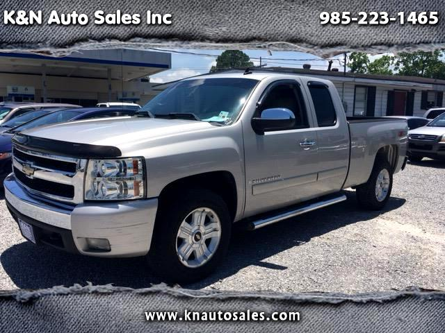 2008 Chevrolet Silverado 1500 LT2 Ext. Cab Short Box 4WD