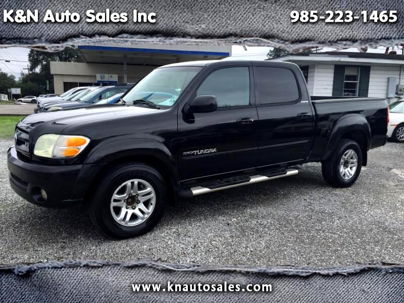 2004 Toyota Tundra Limited Double Cab 2WD