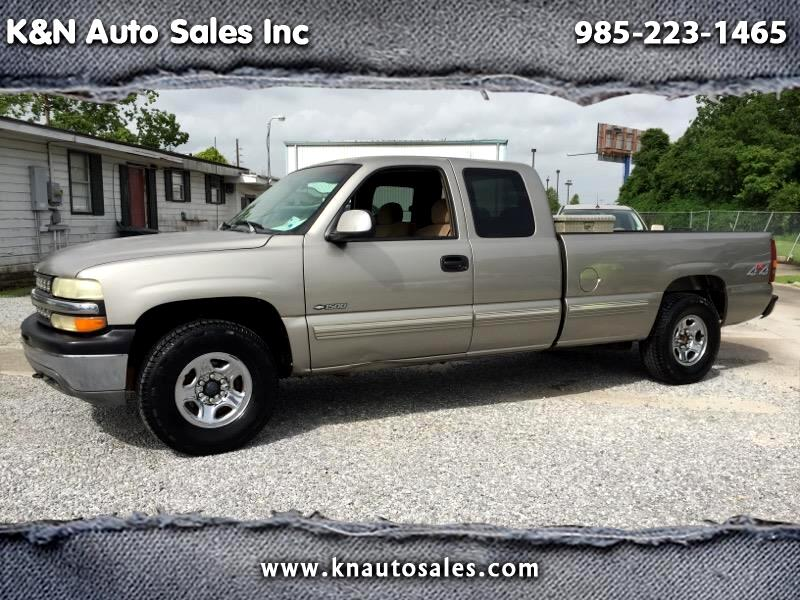 Chevrolet Silverado 1500 Ext. Cab Long Bed 4WD 1999