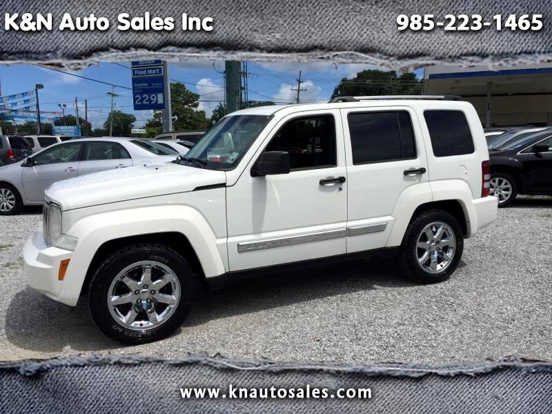 2010 Jeep Liberty 2WD 4dr Limited