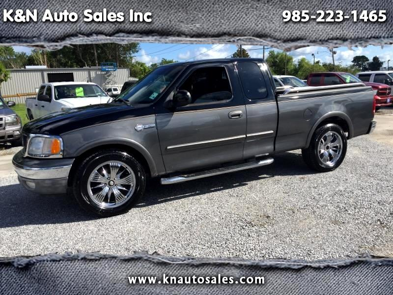 2003 Ford F-150 Heritage Edition