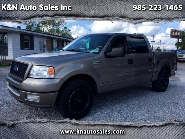 2004 Ford F-150 2WD SuperCrew 150