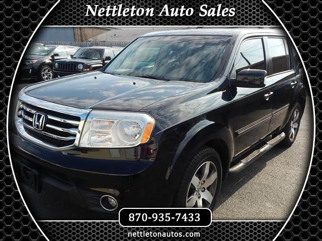 2012 Honda Pilot Touring 2WD 5-Spd AT with DVD