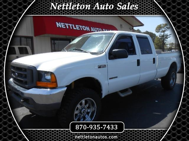 2000 Ford F-350 SD XL Crew Cab Long Bed 4WD