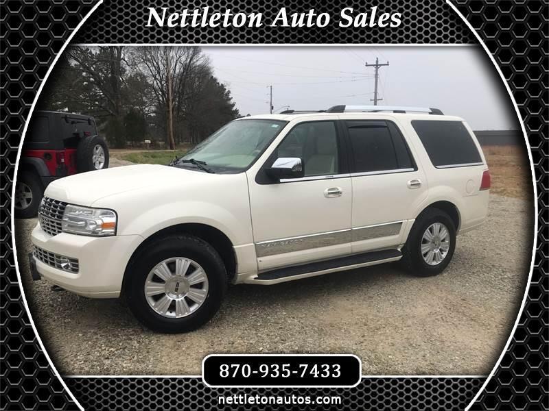 Lincoln Navigator 4WD Luxury 2007