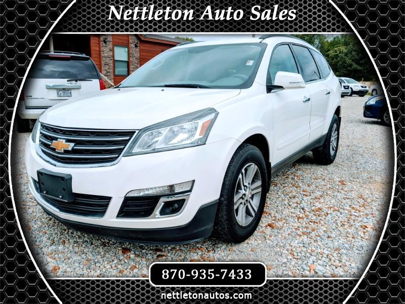 Chevrolet Traverse 2LT FWD 2015