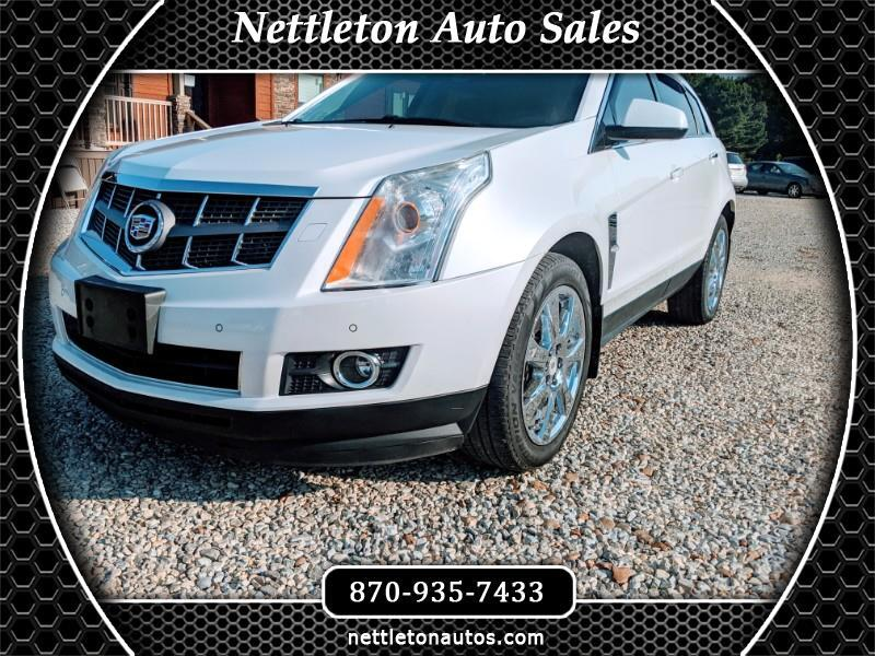Cadillac SRX Premium Collection AWD 2011