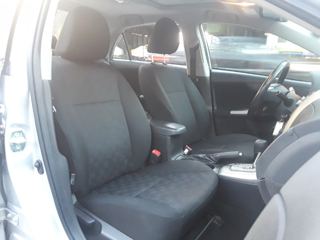 2010 Toyota Corolla S 4-Speed AT